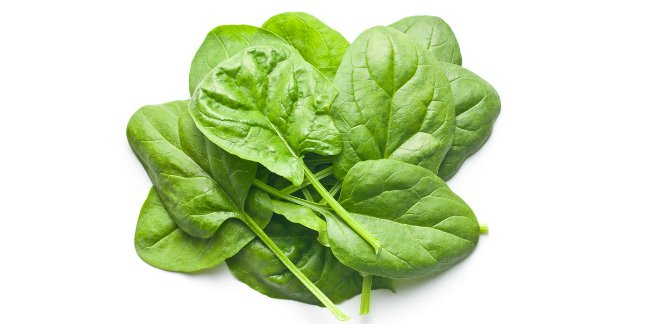 Here's how to prepare fresh spinach for baby!